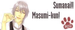 Sumanai!! Masumi-kun!